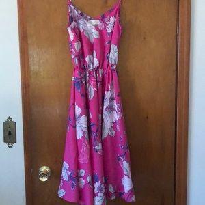Floral Yumi Kim Spaghetti strap dress